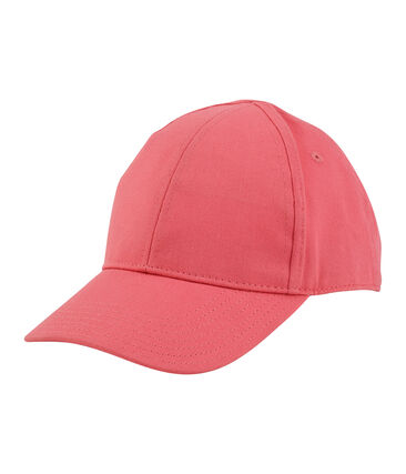 Unisex Child's Cap Groseiller pink