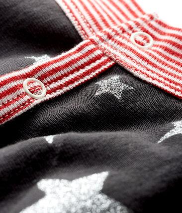 Rib Knit Dog Blanket Capecod grey / Argent grey