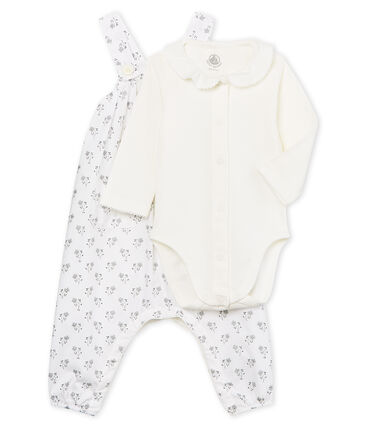 Baby girls' special occasion clothing - 3-piece set