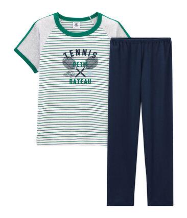 Boys' Short-sleeved Pyjamas