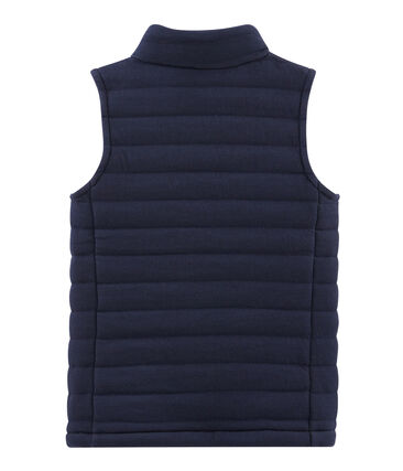 Unisex Children's Sleeveless Jacket Smoking Cn blue