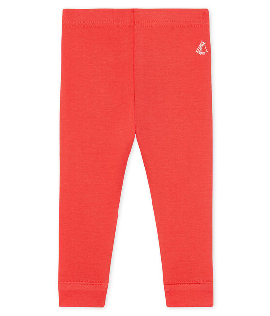 Baby Girls' Leggings Signal red
