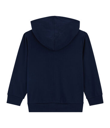 Boy's Sweatshirt Smoking blue