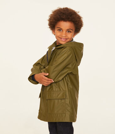 Unisex Child's Raincoat