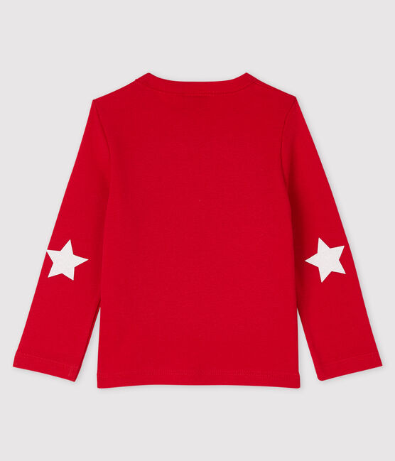 Baby boy's t-shirt Terkuit red