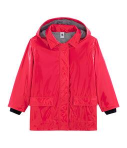 Girls' Gloss Raincoat