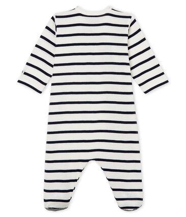 Babies' Ribbed Sleepsuit