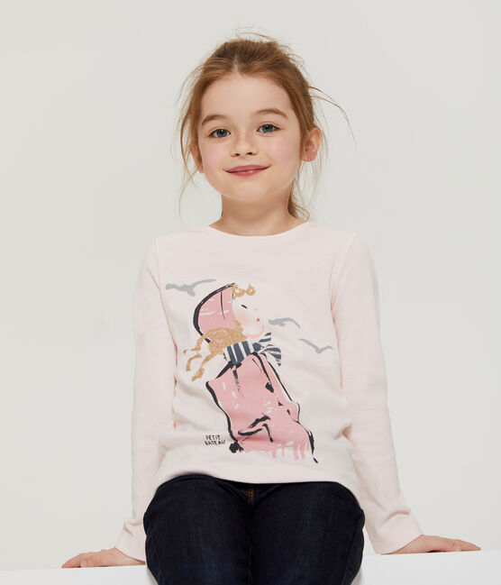 Girls' T-Shirt - 2-Piece Set . set