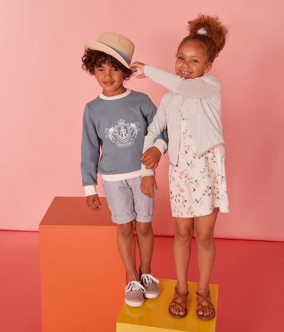 Unisex Child's Hat Naturel pink