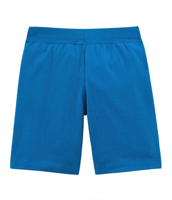 Boys' Bermuda Shorts Riyadh blue