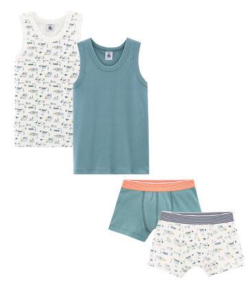 Set of underwear for boy