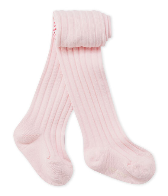 Baby girl's tights Vienne pink