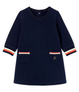Baby Girls' Long-Sleeved Dress