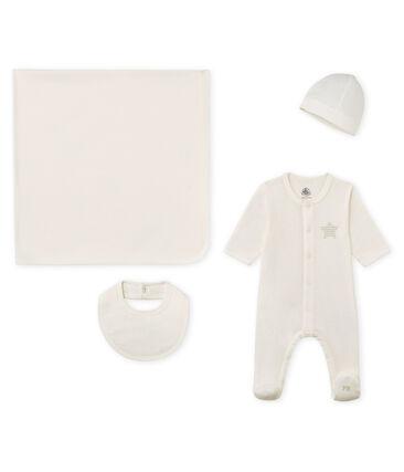 Unisex baby 4-piece gift box