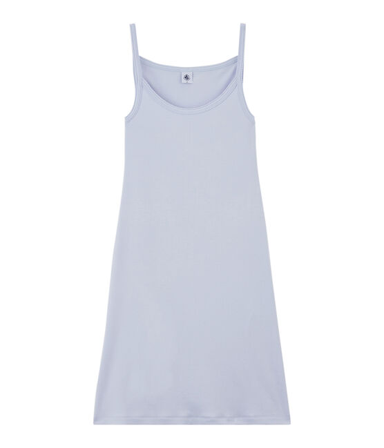 Women's strappy dress Nevoa purple