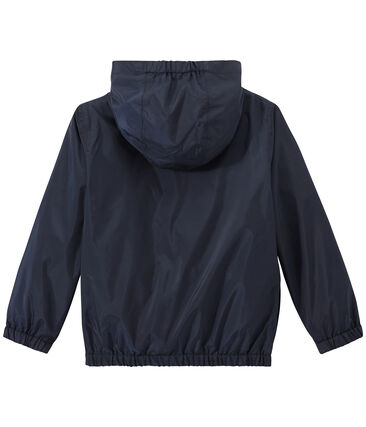 Child's windbreaker Smoking blue