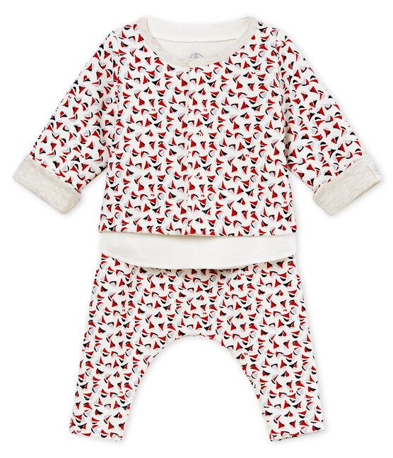 Baby boys' print clothing - 3-piece set . set
