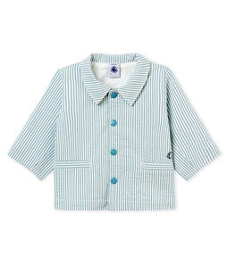 Baby boys' striped jacket