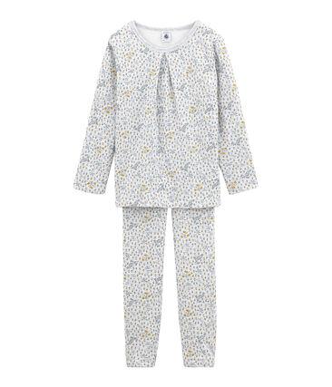 Girls' Tube Knit Pyjamas