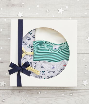 Baby boy gift box . set