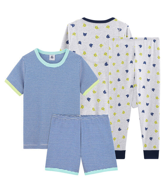 Girls' Short Pyjamas - 2-Piece Set . set