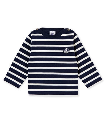 Baby boy's iconic sailor top