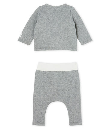 Babies' Tube Knit Clothing - 2-piece set