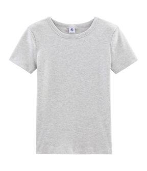 Women's Iconic T-Shirt Beluga grey