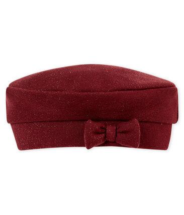Baby girl's beret