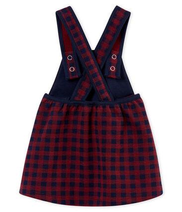 Baby girl's gingham dress