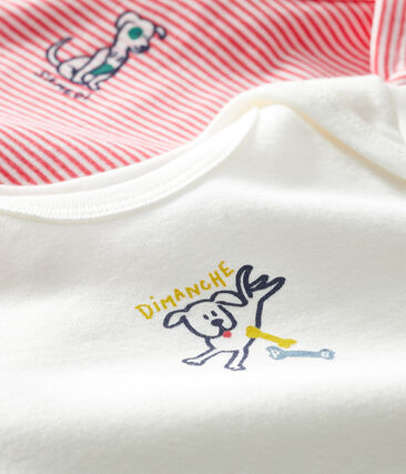 Baby Boys' Long-Sleeved Bodysuit - 2-Piece Set . set