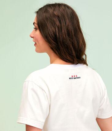 Unisex T-Shirt Ecume white