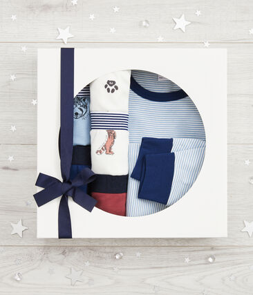 Little boy gift box . set