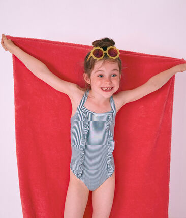 Unisex Child's/Adult's Bath Towel Groseiller pink