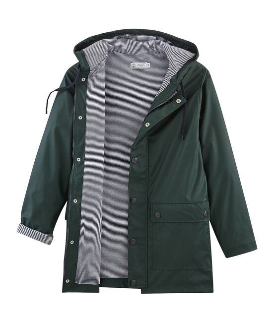 Unisex Raincoat Sherwood green