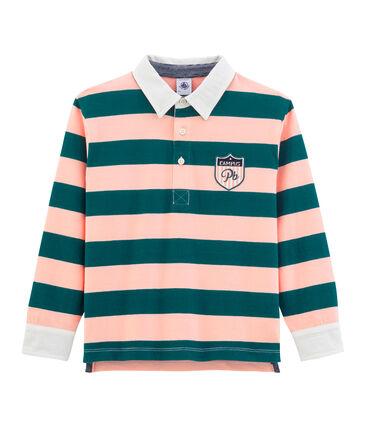 Boys' Rugby Polo Shirt