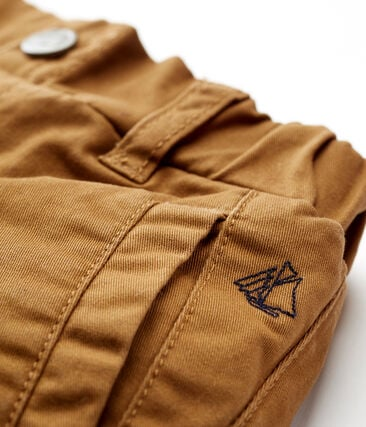 Baby Boys' Fleece-Lined Trousers