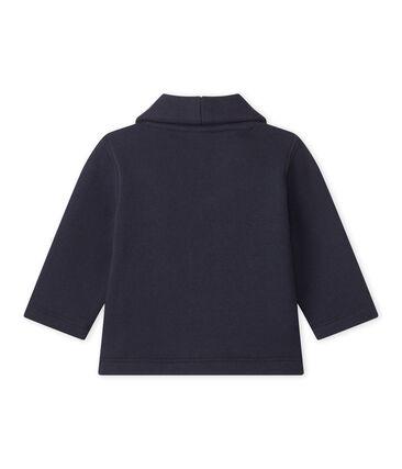 Baby boy's cotton fleece jacket