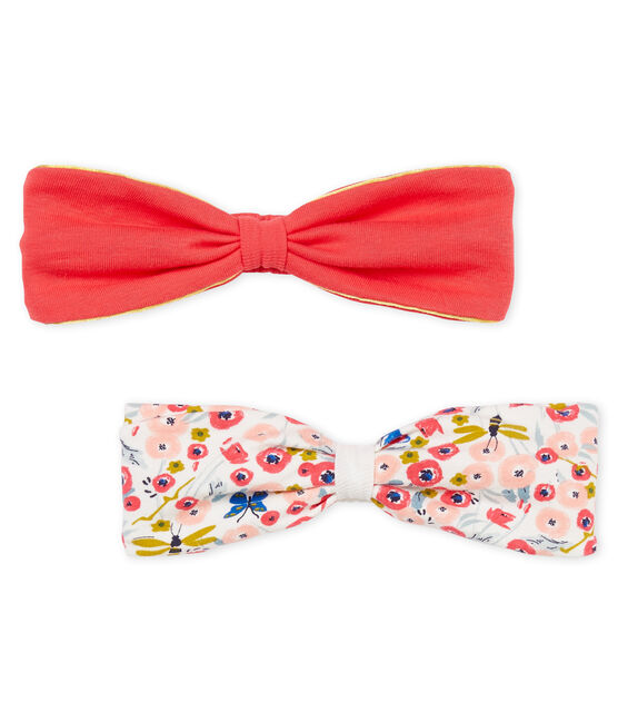Baby girls' headbands - pack of 2 . set