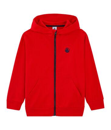 Boy's Sweatshirt Peps red