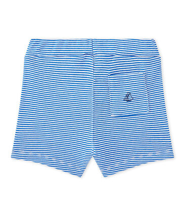 Baby boy's striped shorts