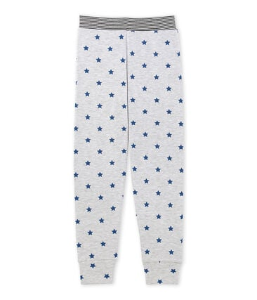 Boys' print pyjama trousers