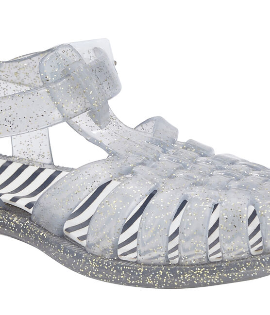 MÉDUSE® sandal for kids Dore yellow