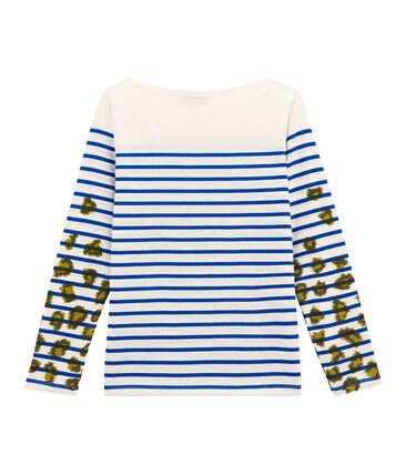 women's creative breton top