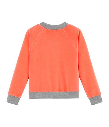 Girl child sweatshirt
