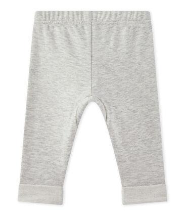 Baby boy's cotton fleece pants