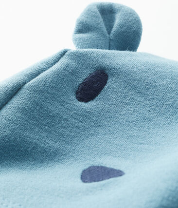 Unisex Babies' Bonnet in Elastane Fleece