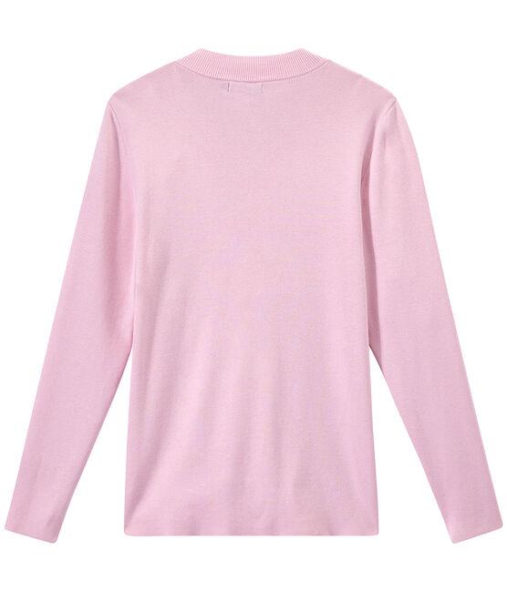 Women's sailor sweater Babylone pink