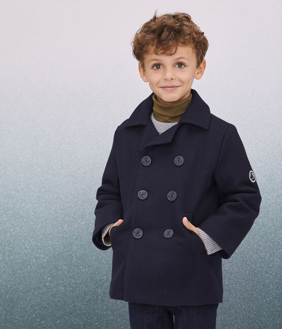 Boys' woollen reefer SMOKING