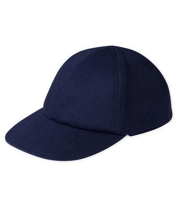 Sun cap for baby boys Smoking blue